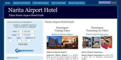 Narita Airport Hotel Guide